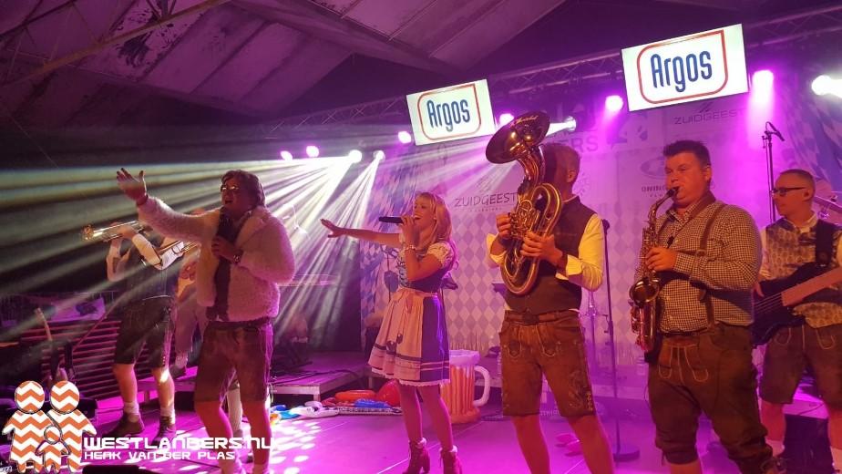 Muzikale afsluiting feestweek Poeldijk