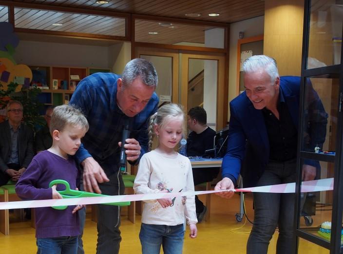 """Spetterende opening LegoRijk op WSKO """"Verburch-hof"""""""