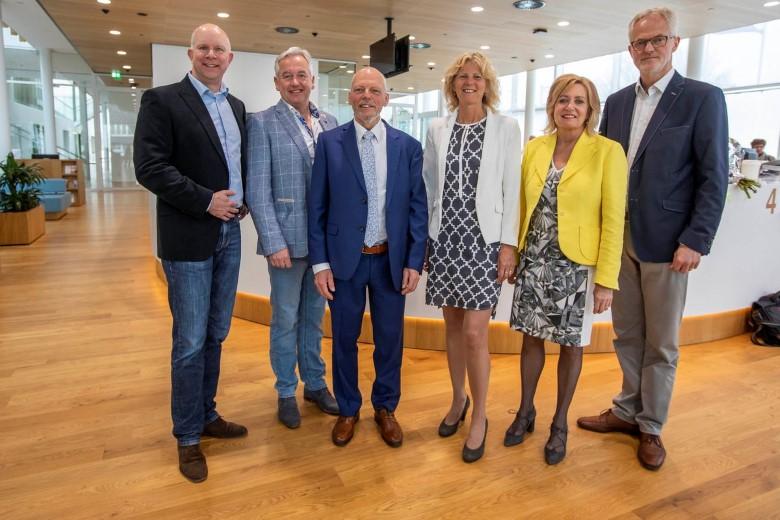 Maandagochtend live presentatie Westlandprogramma 2018-2022