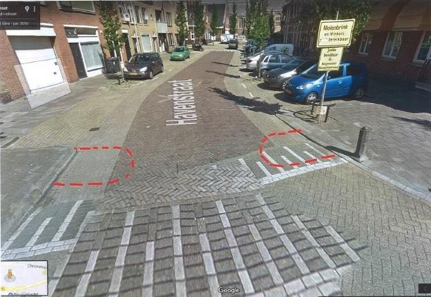 Geen inrijverbod voor vrachtverkeer in Havenstraat Monster