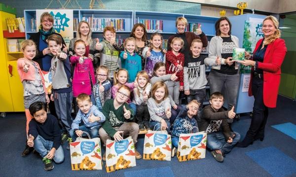 VVD Westland geeft alle juffen en meesters een gratis kinderboek
