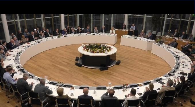 Vergadering commissie ruimte vanaf 19:00 uur (live)