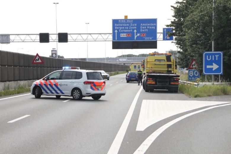 Strategische inzet van bergers op snelwegen
