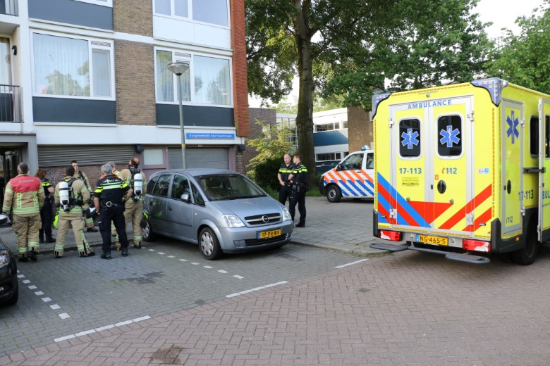 Onwelwordingen door koolmonoxide in Schiedam