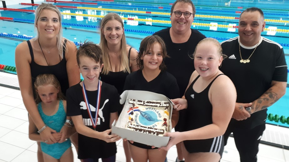 Resultaat 1e kick-off wedstrijd Westland Swimming Stars in Rotterdam