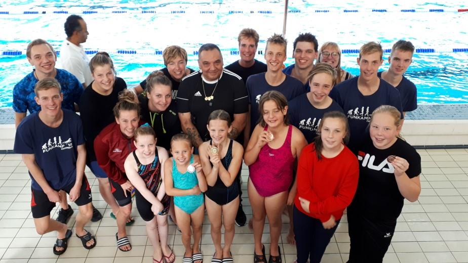 Goede resultaten voor Westland Swimming Stars in Den Haag.