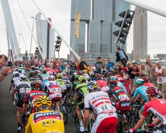 Rotterdam wil start Tour de France