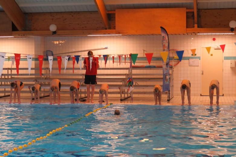 Zwemvereniging Westland geeft zwem clinics aan Westlandse jeugd
