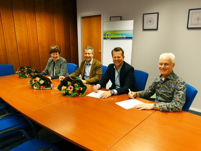 Nieuw sponsorovereenkomst voor hardloopevenement Maasdijk