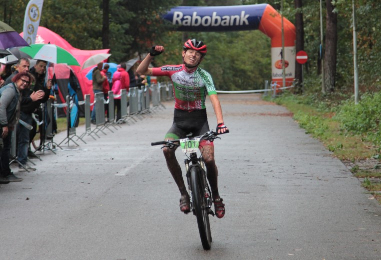 Succesvol NK Mountainbike voor de Jeugd van Westland Wil Vooruit