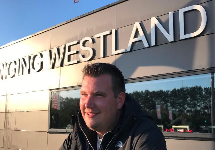De Jong nieuwe coach Heren 1 Hockeyvereniging Westland