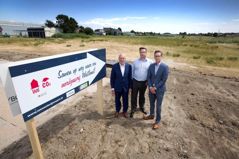 Eerste aardgasvrije nieuwbouwwijk in Westland