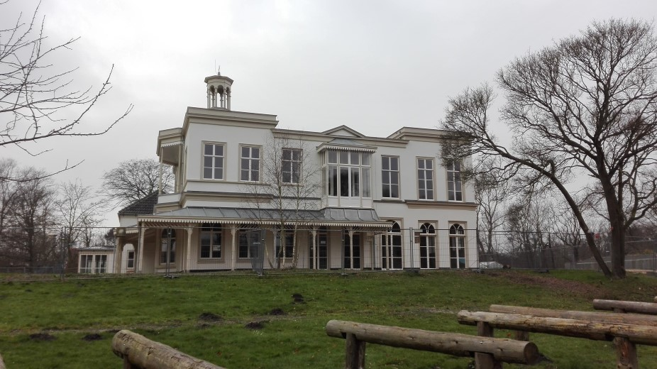 Hotel Ockenburgh in 2020 gereed