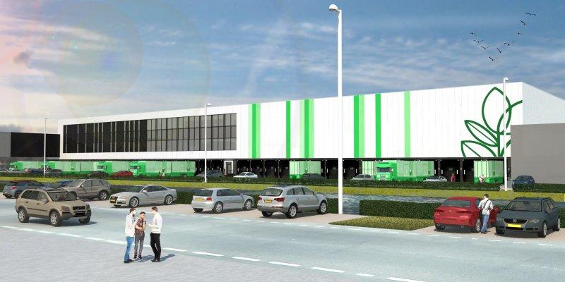 Trade Parc Westland krijgt nieuw distributiecentrum