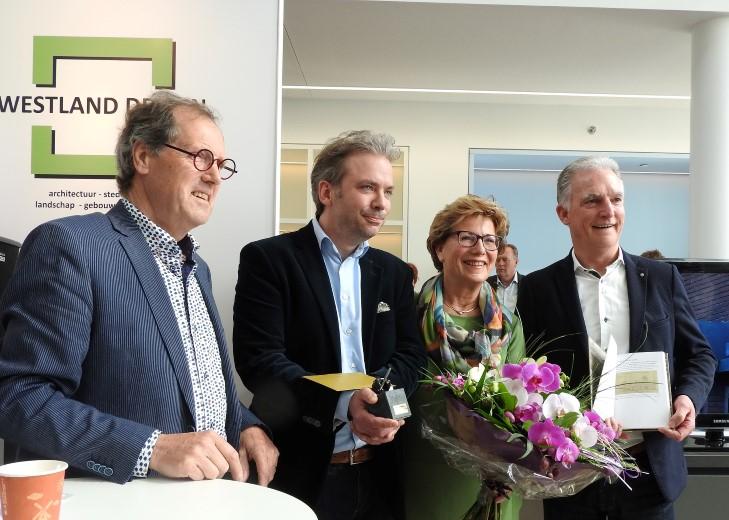 Westlandse ArchitectuurPrijs wordt de Adriaan Dessing Prijs