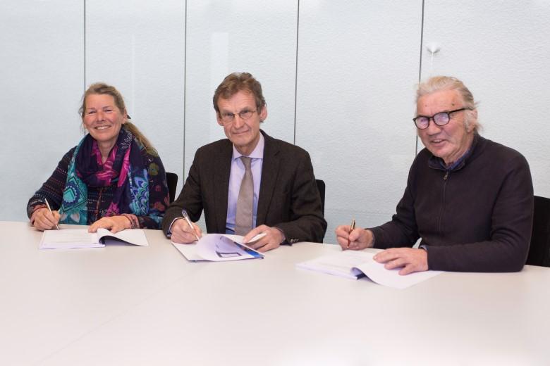 Mijlpaal in ontwikkeling Centrum Schipluiden