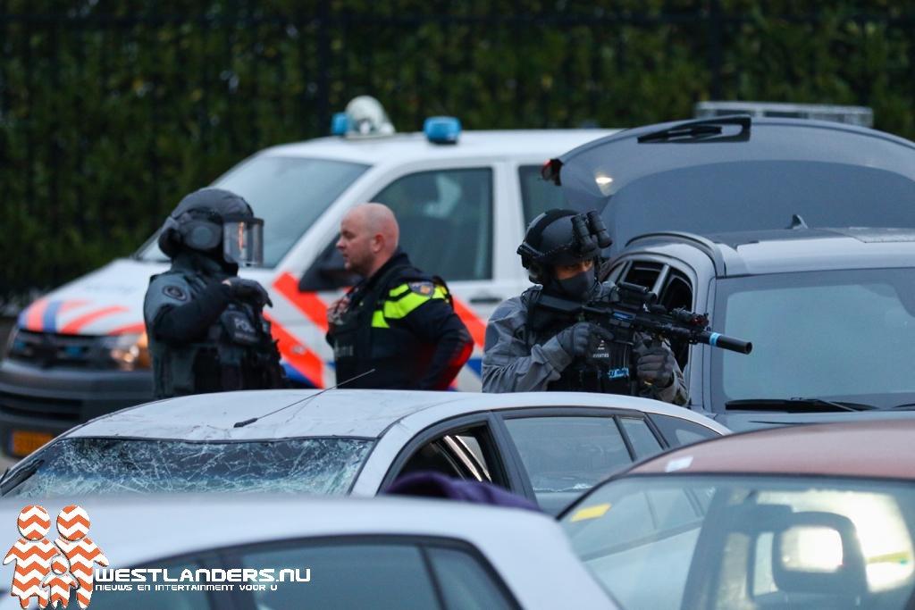 Aanhoudingen in terrorisme-onderzoek
