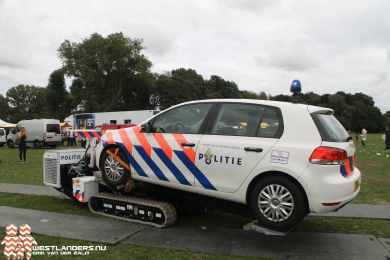 Geslaagde 112dag Haaglanden bij Zuiderpark