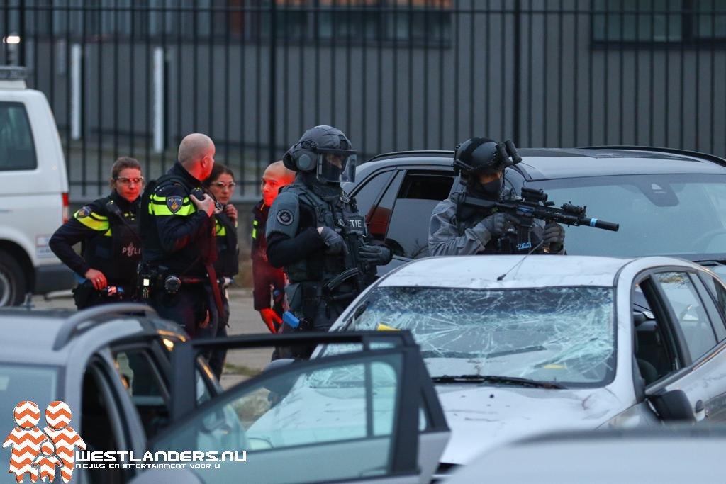 Politie, KMar en OM oefenen 'Manhunt' in november