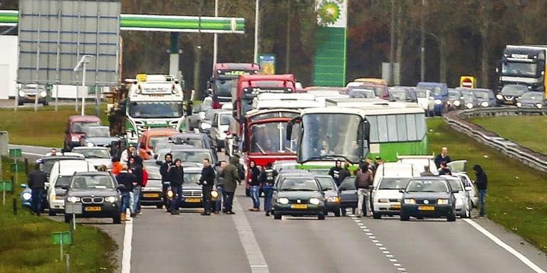 Nieuwe wegblokkades tijdens intochten sinterklaas