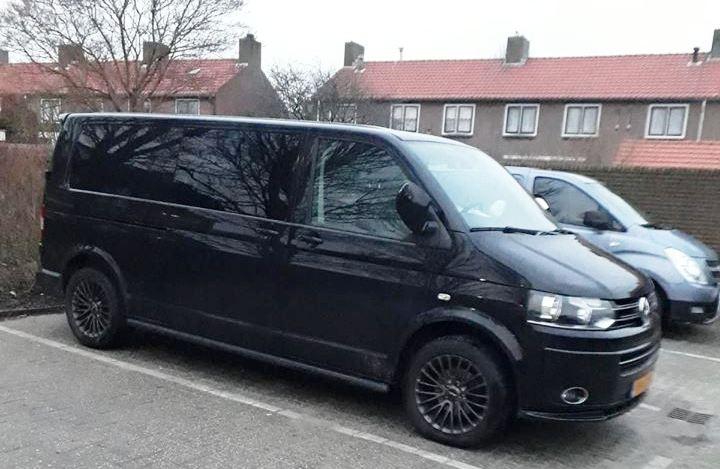 Weer Volkswagen Transporter gestolen in Westland