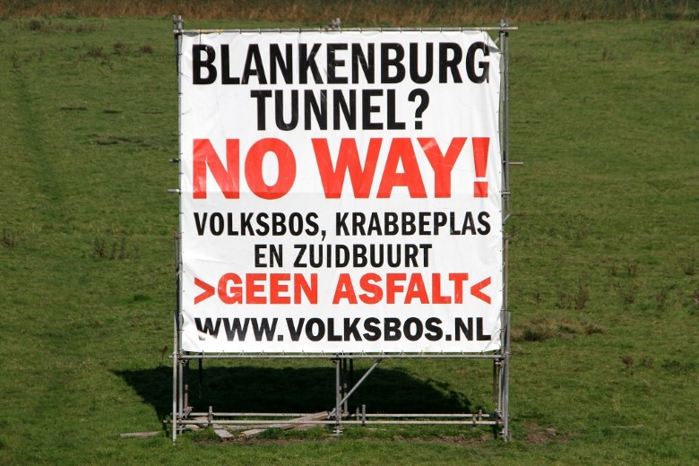 Definitief groen licht voor Blankenburgtunnel