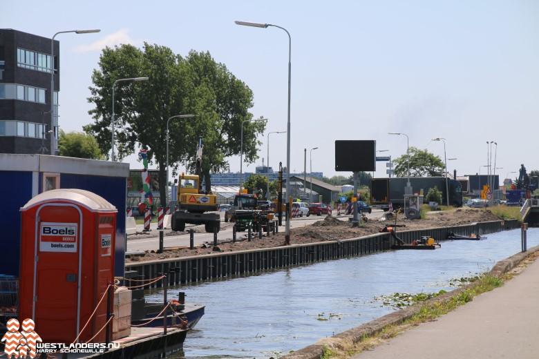 Afsluitingen Nieuweweg N211 tussen 19 en 23 juli