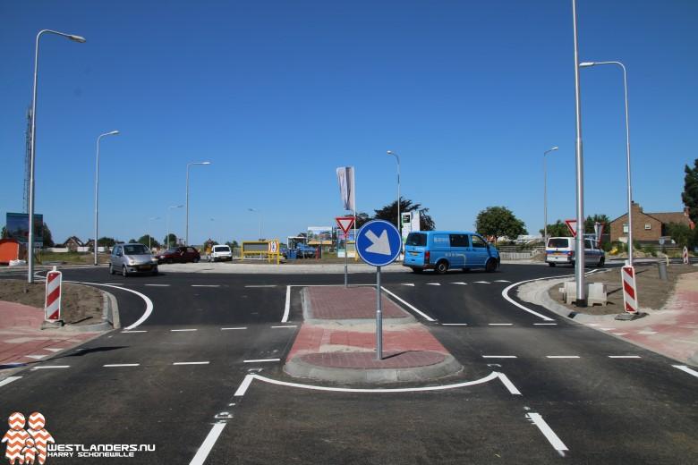 Tweede ontsluitingsweg Teylingen 's-Gravenzande open voor verkeer