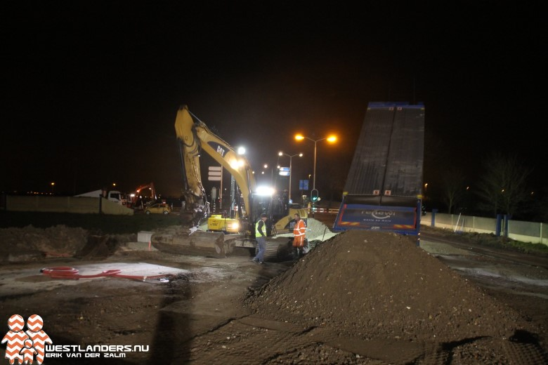 Voortgang project Zuidhoornseweg