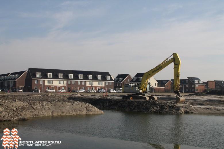 Afsluiting Aagtenland/Egmondland in Den Hoorn