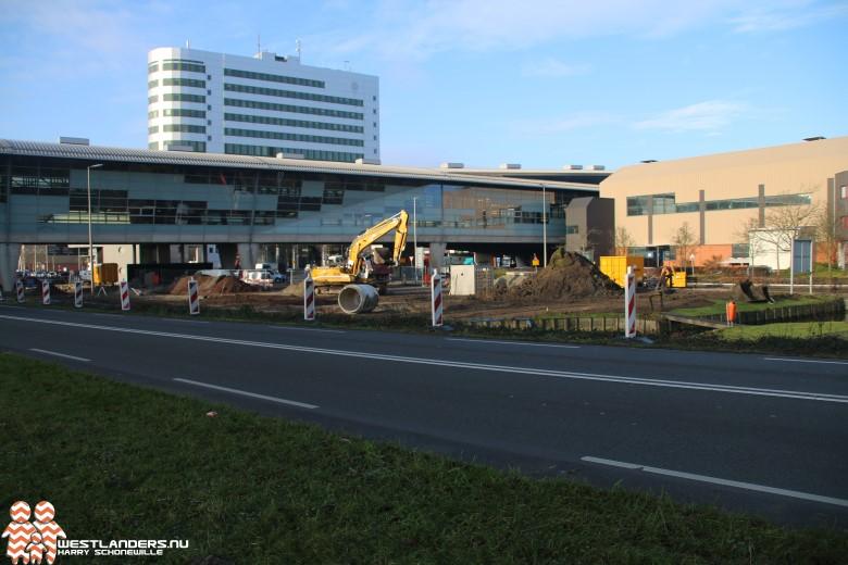 Weekendafsluiting Middel Broekweg vanwege werkzaamheden