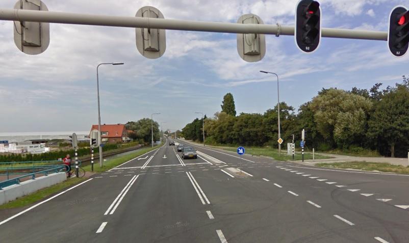 Vechtpartij op de Nieuweweg na verkeersruzie