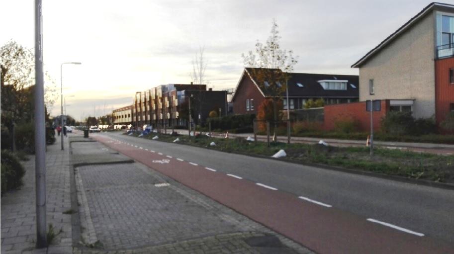 Betonblokken Albert Schweitzerlaan blijven liggen