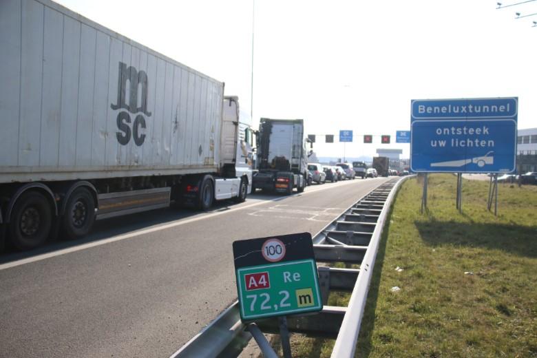 Transportwereld krijgt te maken met vrachtwagenheffing