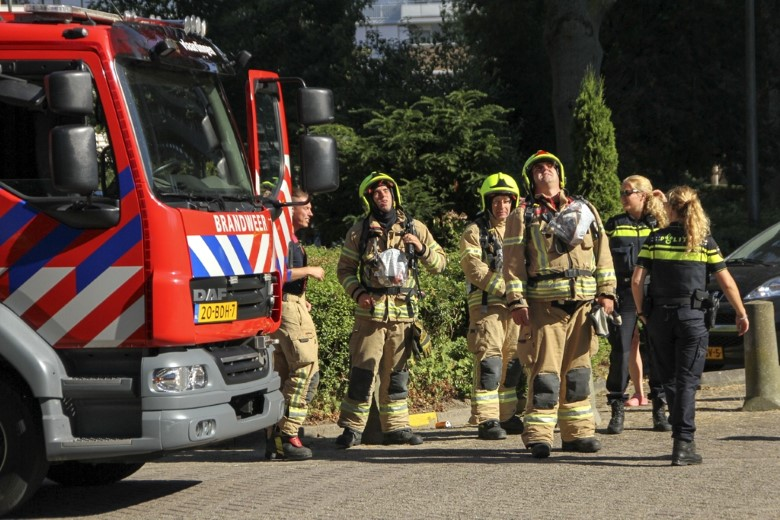 Brandweer inzet voor overijverige kookkunsten