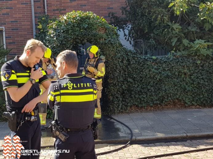 Twee incidenten in Wateringen op de woensdagmiddag