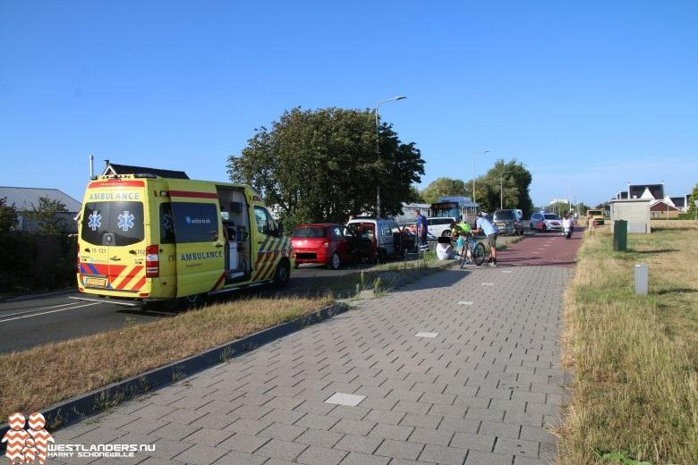 Vier gewonden bij kettingbotsing Wateringseweg