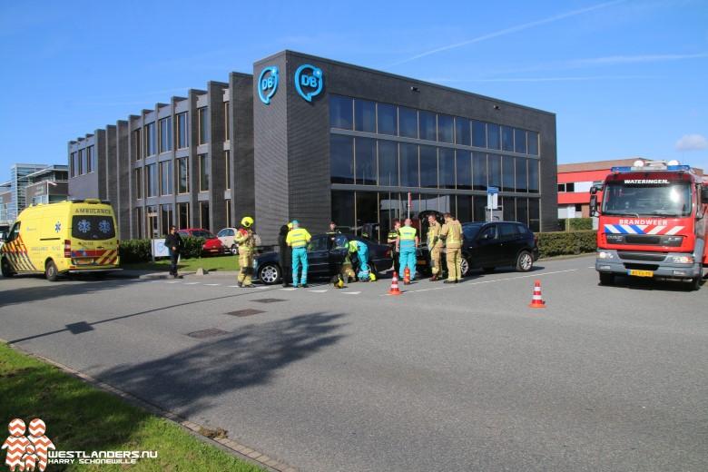 Ongeluk aan de Naaldwijkseweg