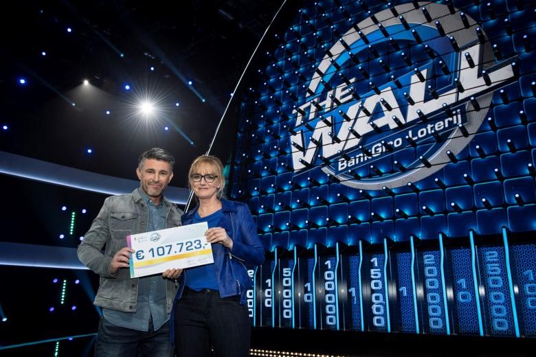 Marc uit Wateringen en Tanja uit Oegstgeest winnen € 107.723