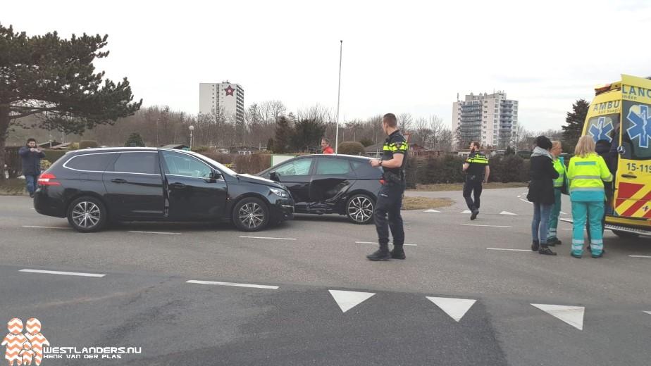Ongeluk aan de Poeldijkseweg