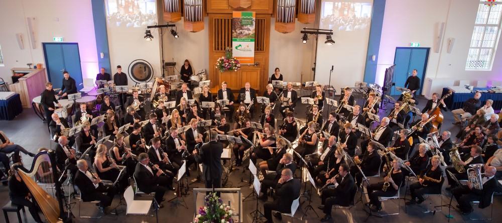 Jubileumconcert 80 jarige bestaan Honsels Harmonie