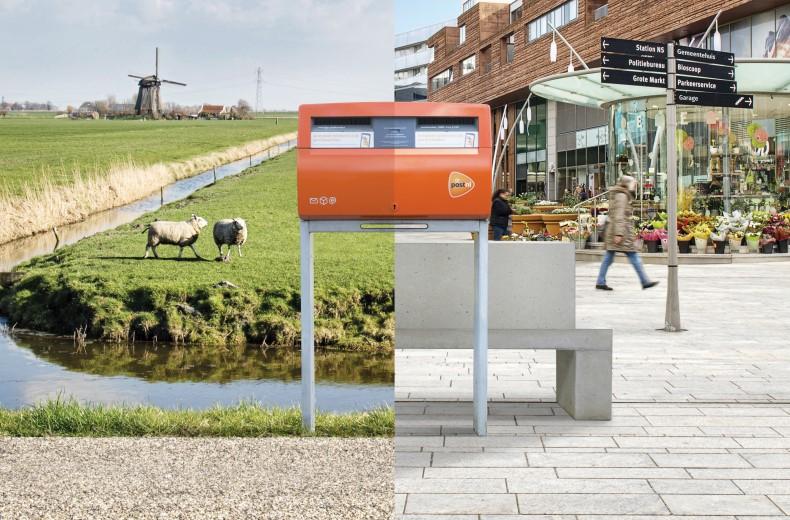 PostNL haalt 40 brievenbussen weg in gemeente Westland