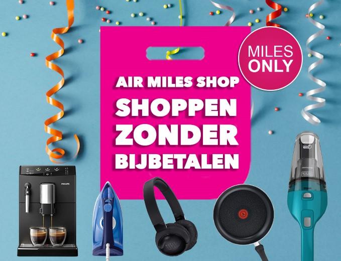 Miljard Air Miles vervallen per 1 november