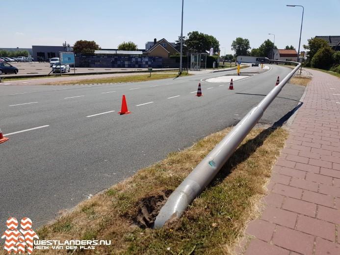 Twee ongelukken op de N211