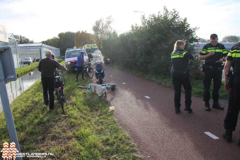 Gewonden bij 2 ongelukken in het Westland