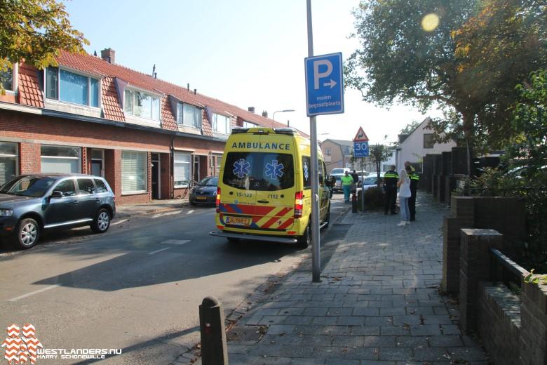 Kind (3) licht gewond na ongeluk Naaldwijkseweg