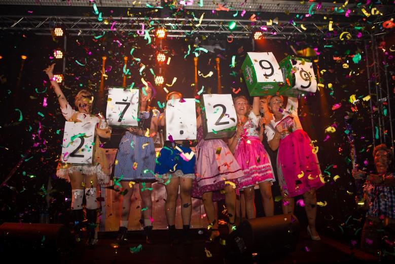 Oktoberfest Ladies' Circle brengt €27.299 op!