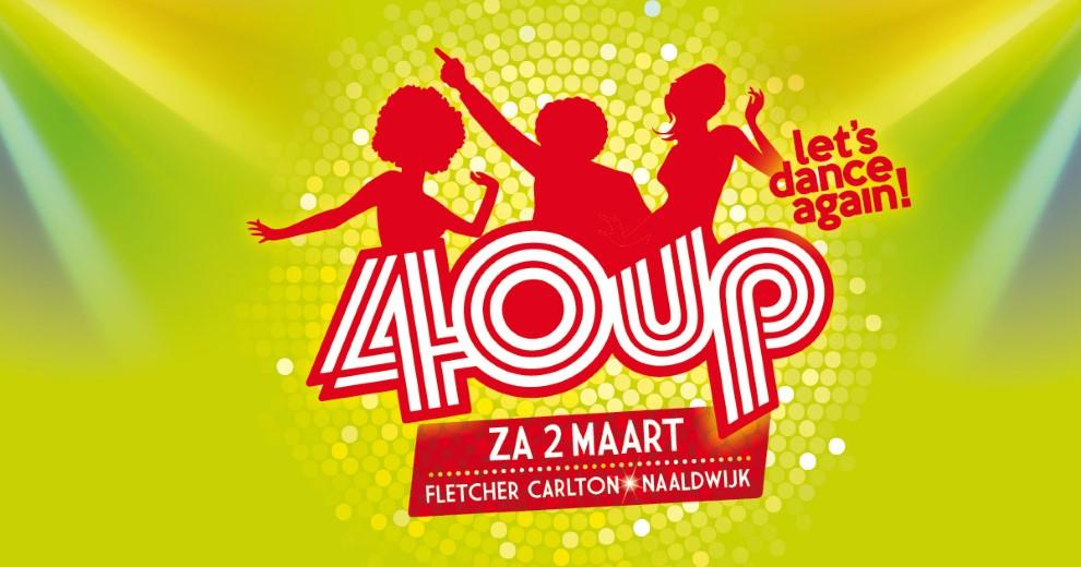 40UP komt naar Naaldwijk