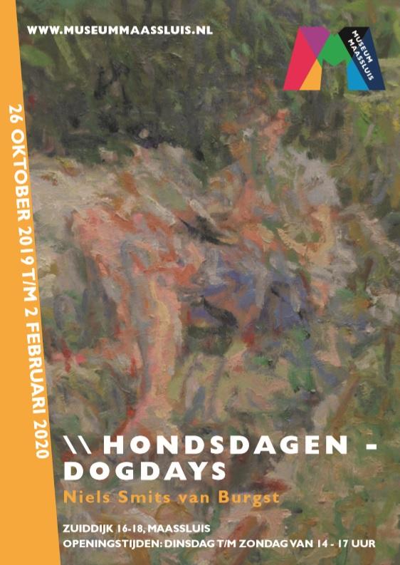 """Hondsdagen - Dogdays"" in Museum Maassluis."