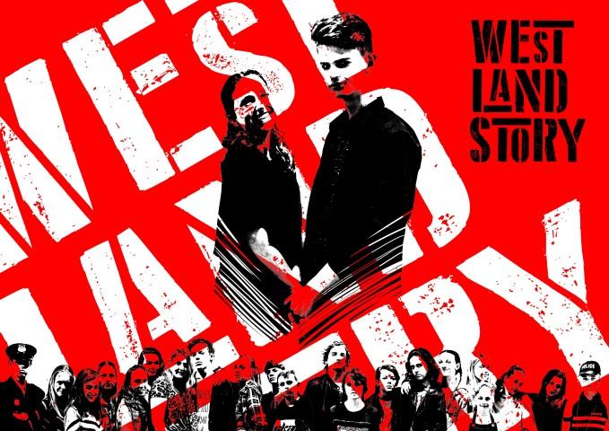 Musical Westland Story op ISW Hoogeland